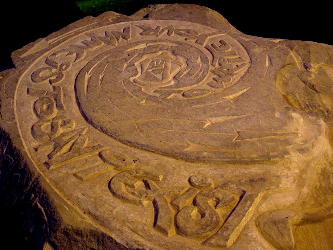 Jamieson & Gordon, Graffiti Stone