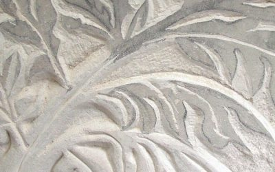 Wednesday morning stone carving workshops at Rachan, 9.30am – 12.30pm