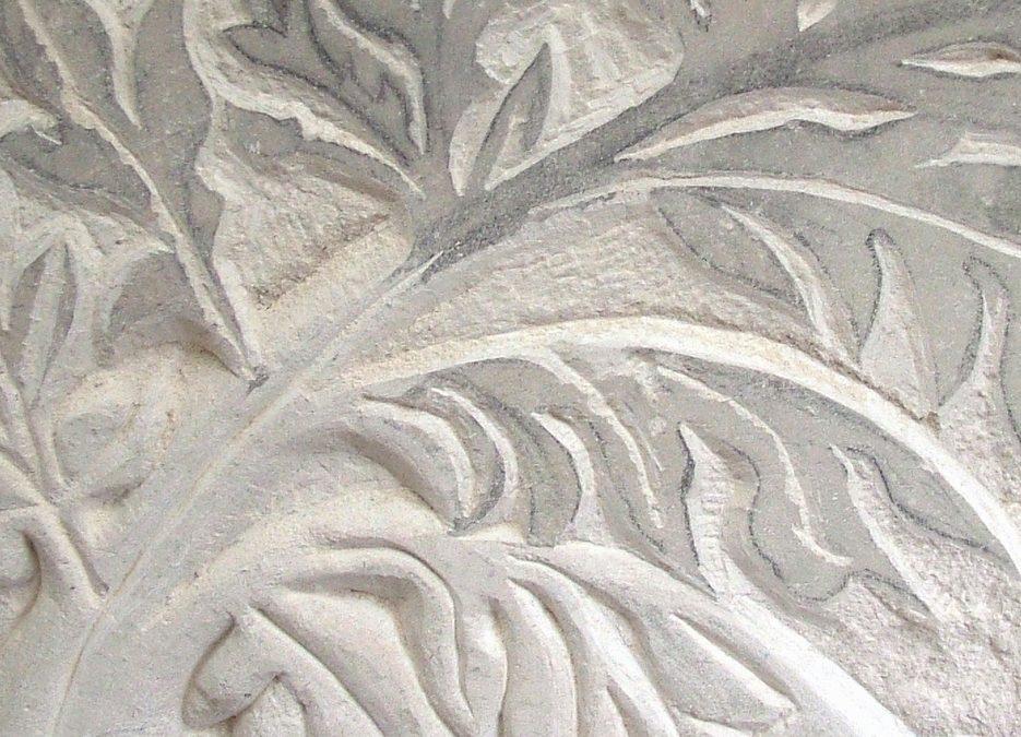 Jamieson & Gordon, Stone carving, Home Studio