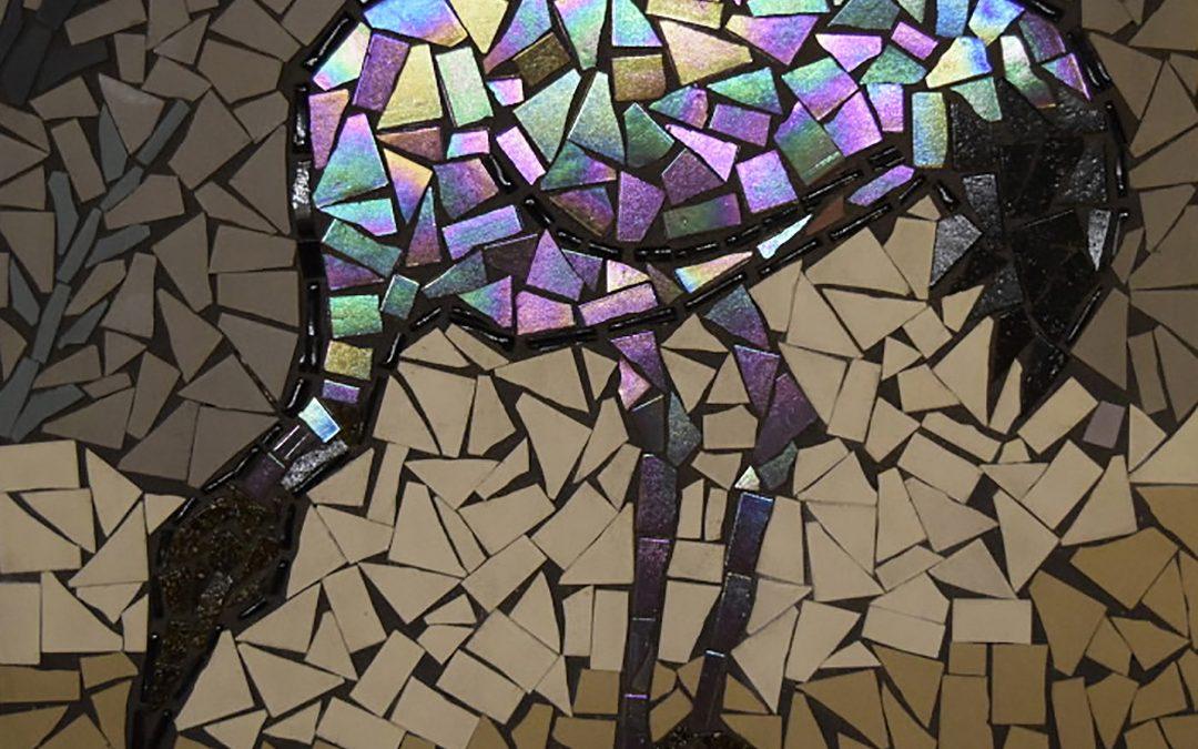 Mosaic workshop – Saturday 8 February 2020