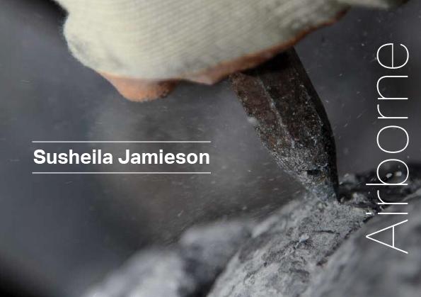 Airborne, Susheila Jamieson, Cover