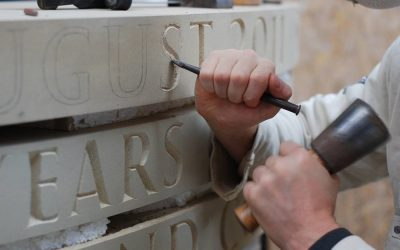 Letter Carving Workshops with Gus Fisher